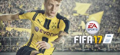 Marco Reus ocupará la portada global de EA SPORTS FIFA 17