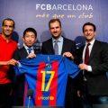 pes barcelona