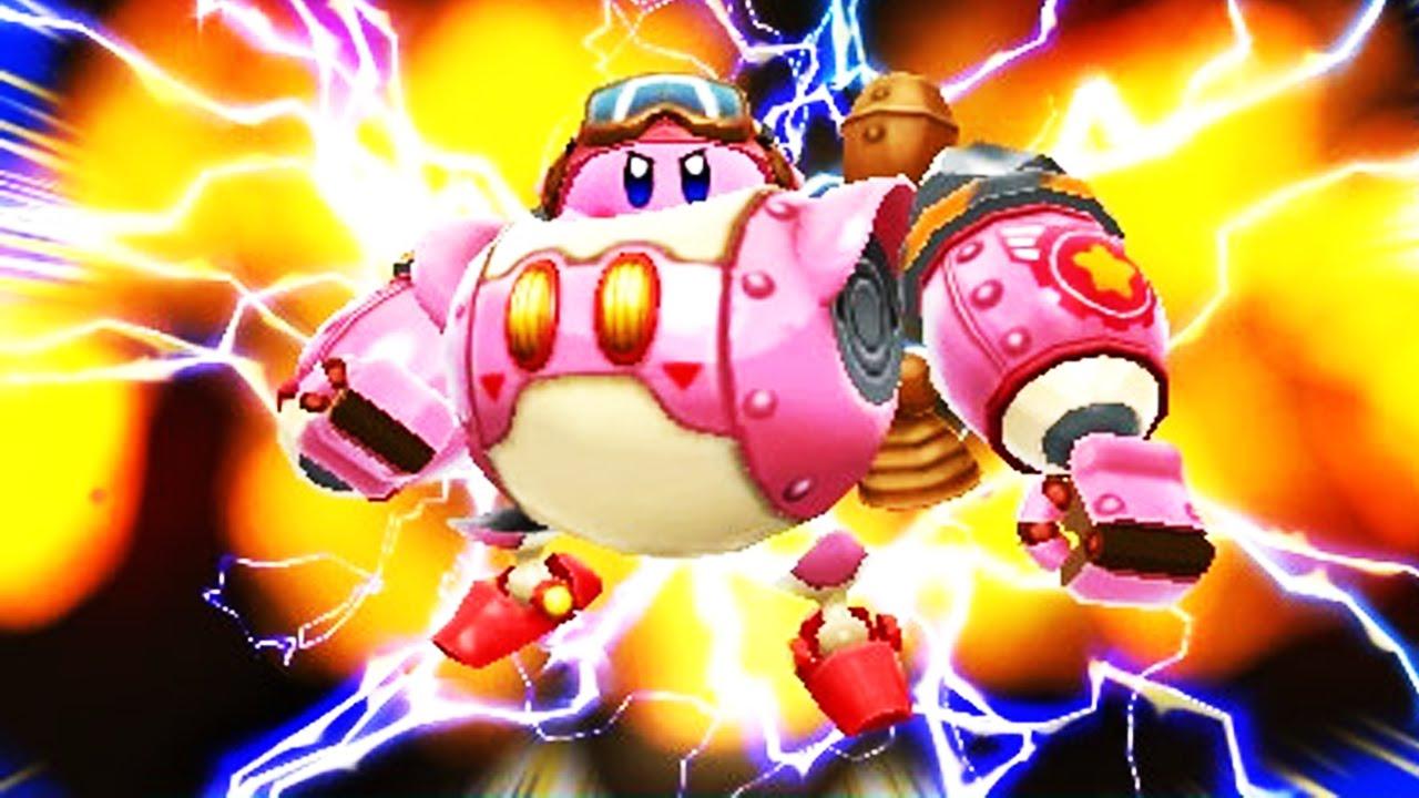 LagZero Analiza: Kirby Planet Robobot [reseña robótica]