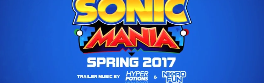 SEGA vuelve a lo clásico y anuncia el nuevo Sonic Mania