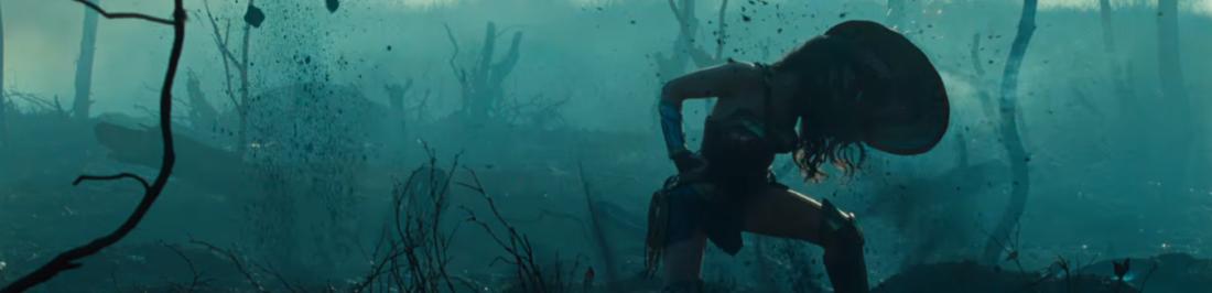 #CCSD2016: Primer y maravilloso trailer de la cinta de Wonder Woman