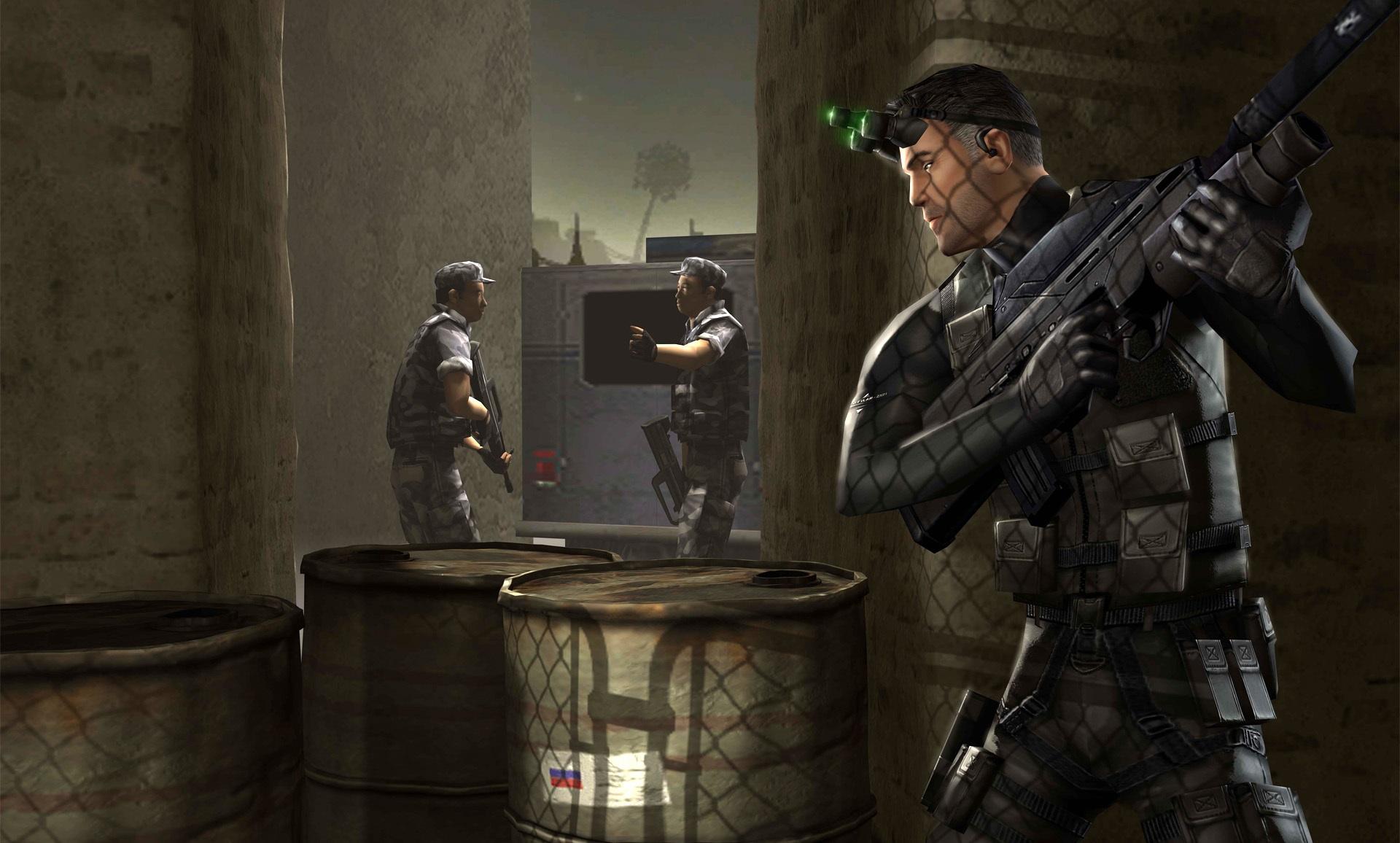 Tom Clancy's Splinter Cell gratuito durante Julio en UbisoftClub
