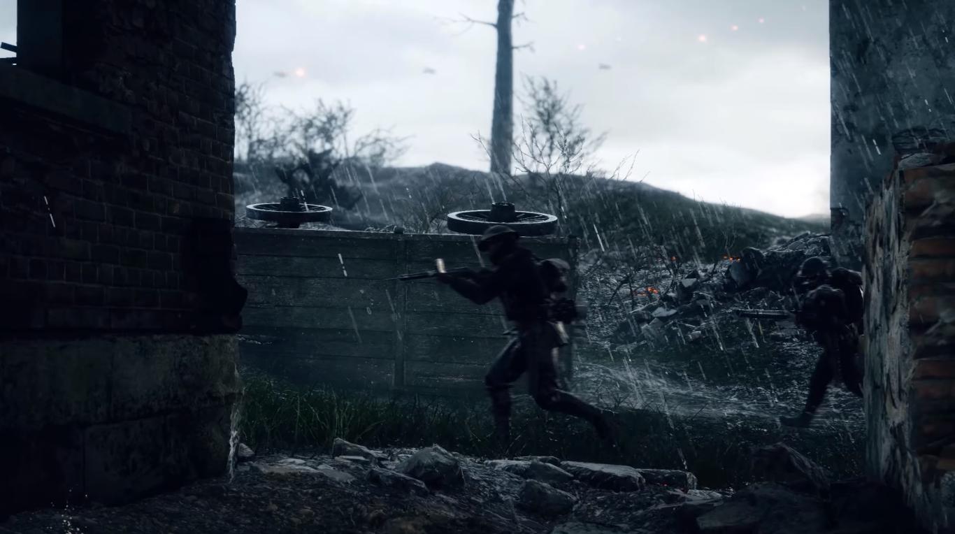 "Mira ""Battlefield 1 No Man's Land"", otra joya de Hoodoo Operator [VIDEO]"