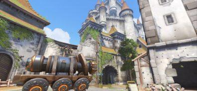 Nuevo mapa de Overwatch y otras novedades de Blizzard