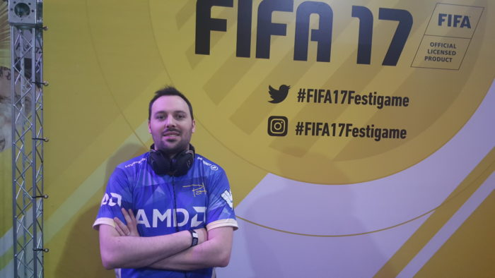 Festigame 2016: Conoce a Patán, jugador profesional de FIFA