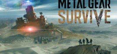 Konami lanza beta de METAL GEAR SURVIVE en PS4 y Xbox One