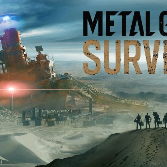 Konami lanza beta de METAL GEAR SURVIVE en PS4 y Xbox One