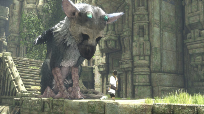 Festigame 2016: Primer vistazo a The Last Guardian