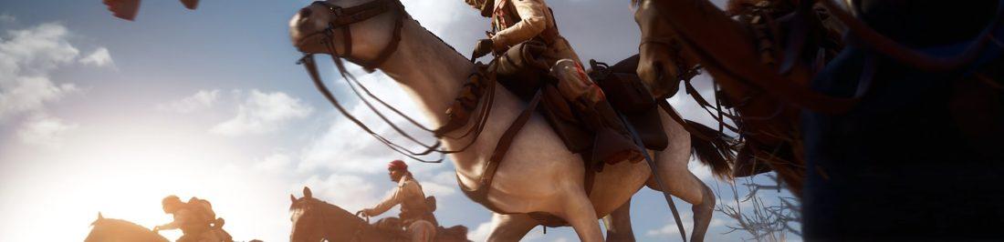 ¿Tienes tu PC lo necesario para cabalgar a la guerra en Battlefield 1? [Requerimientos]