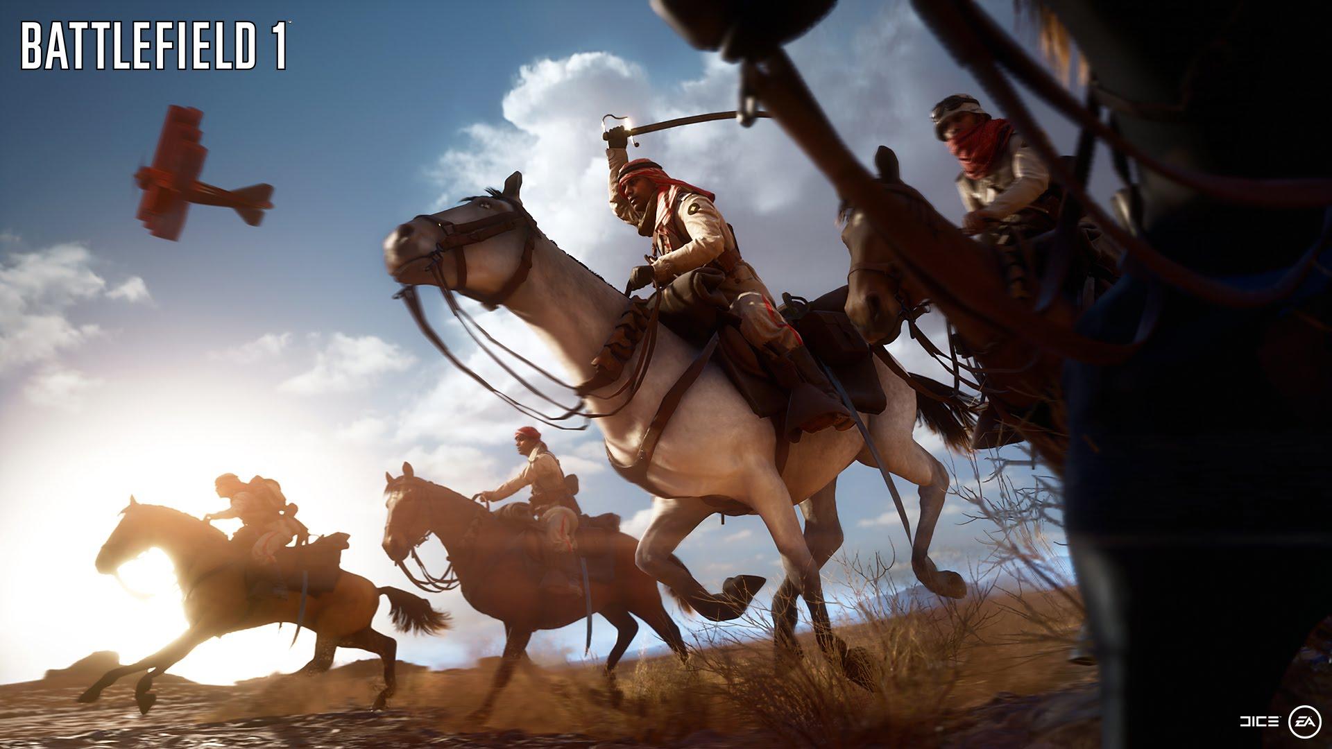 Battlefield 1 ya está disponible en todo el mundo