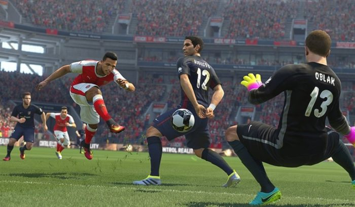 Ya está disponible la demo de PES 2017