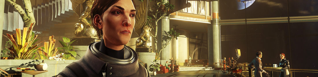 Demos una mirada al primer trailer gameplay de Prey