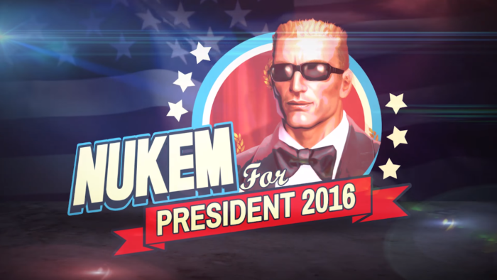 Duke Nukem 3D: 20th Anniversary World Tour Teaser Trailer