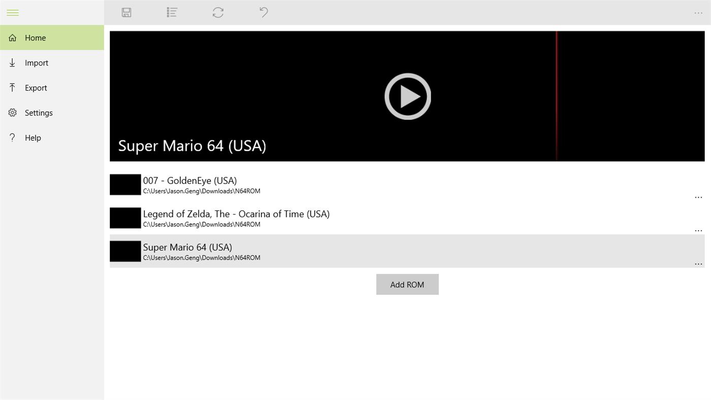 Aparentemente ahora puedes usar un emulador de Nintendo 64 en tu Xbox One [wut?]