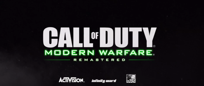 Call of Duty Modern Warfare Remastered: Activision confirma 16 mapas y libera trailer multiplayer