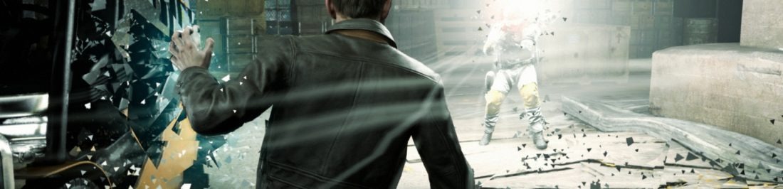 La proxima semana llega Quantum Break a Steam