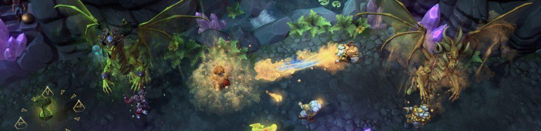 Nuevo modo de batalla y héroe son las sorpresas de Heroes of the Storm