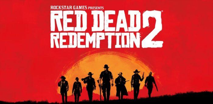 RED DEAD REDEMPTION 2 anuncio