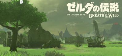 Nuevos trailers de The Legend of Zelda: Breath of the Wild nos muestran su mundo [Gameplay]