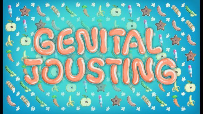 genital-jousting