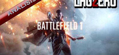 LagZero Analiza: Battlefield 1