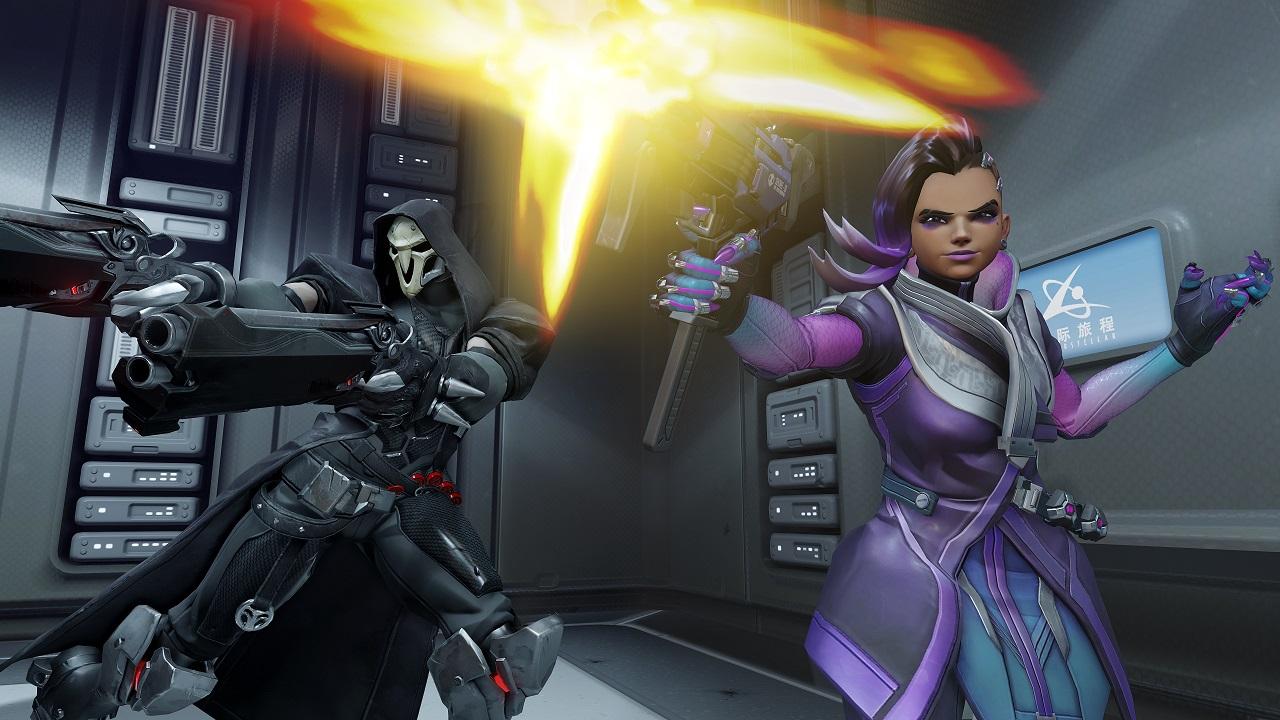 Sombra llega al server oficial de Overwatch que estará gratis este fin de semana