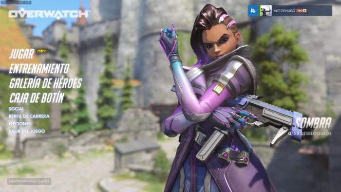 Sombra, Temporada 3 del ranked, nuevo mapa y modos en el encolado RPP de Overwatch