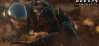 Este es el nuevo trailer de Mass Effect: Andromeda por si se lo perdieron