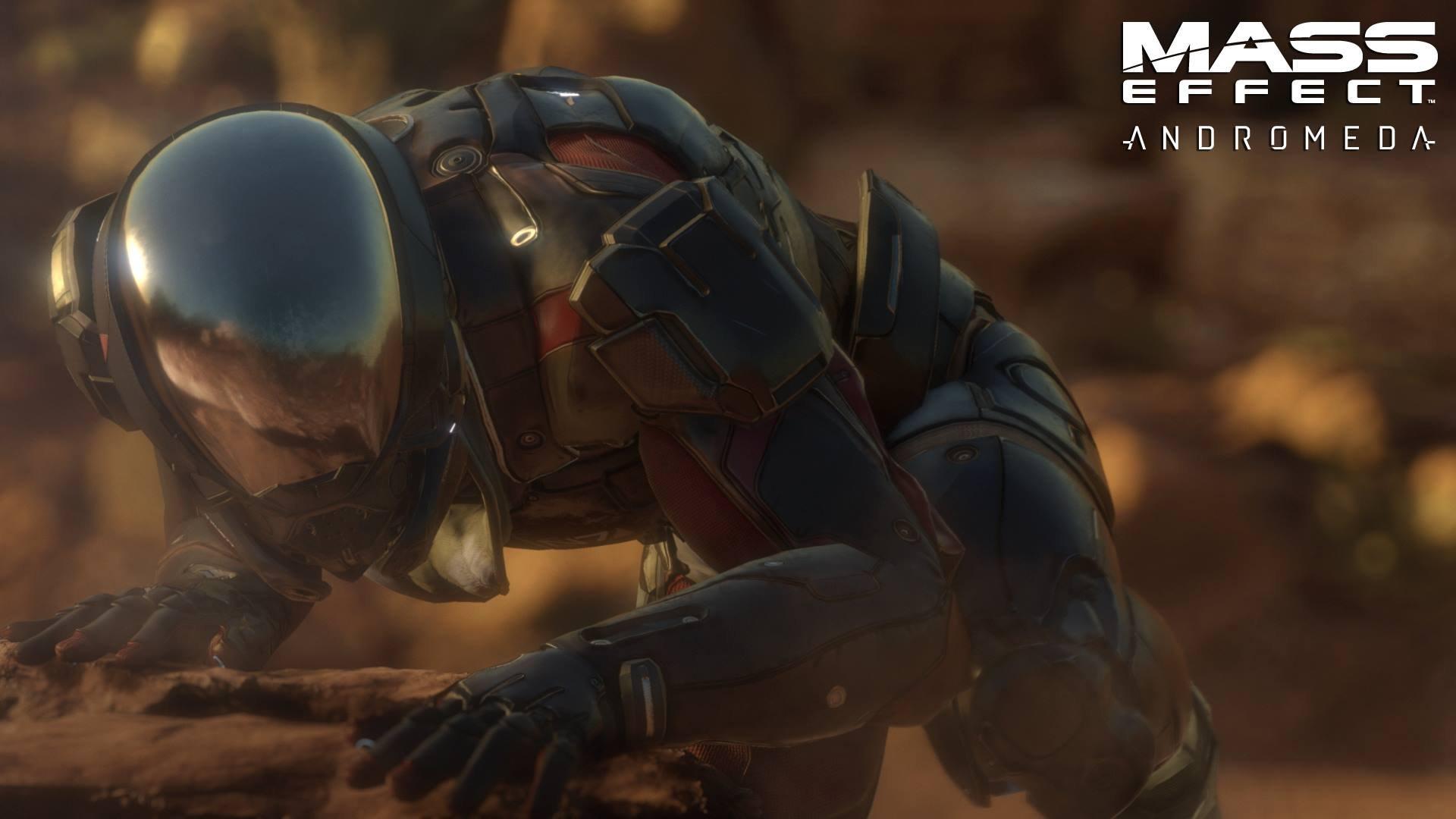 Este es el modo multijugador de Mass Effect: Andromeda