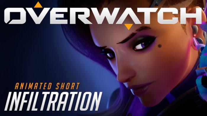 Mira el corto animado del nuevo héroe de Overwatch: Sombra [#Blizzcon2016]