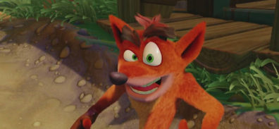 2 niveles de Crash Bandicoot N'Sane Trilogy