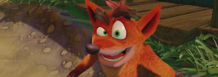 2 niveles de Crash Bandicoot N'Sane Trilogy