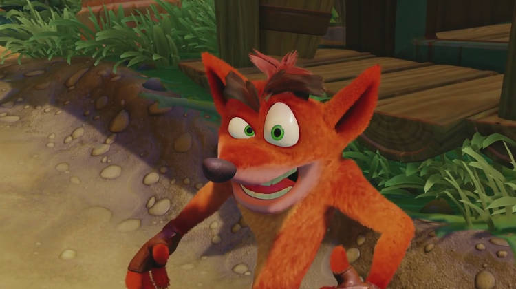¡Atentos a las novedades de Crash Bandicoot Remastered!