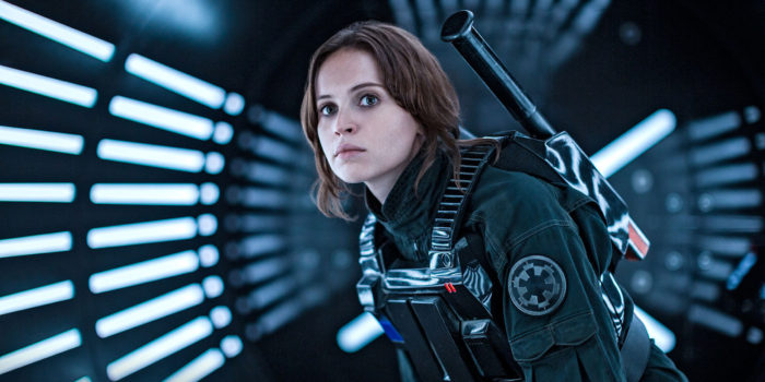 Rogue One, la estrellita de la saga Star Wars