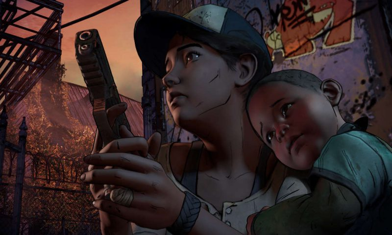 A New Frontier, la 3ra temporada de The Walking Dead