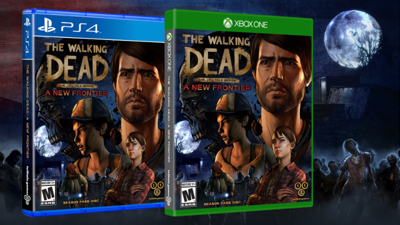The Walking Dead: The Telltale Series - A New Frontier ya disponible