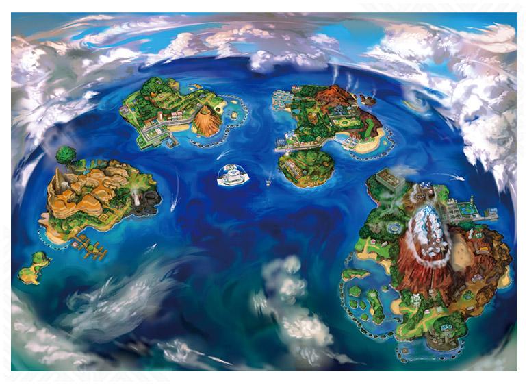 El OST de Pokémon Sun & Moon a iTunes