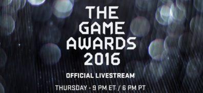 Sigue los Game Awards 2016 con nosotros