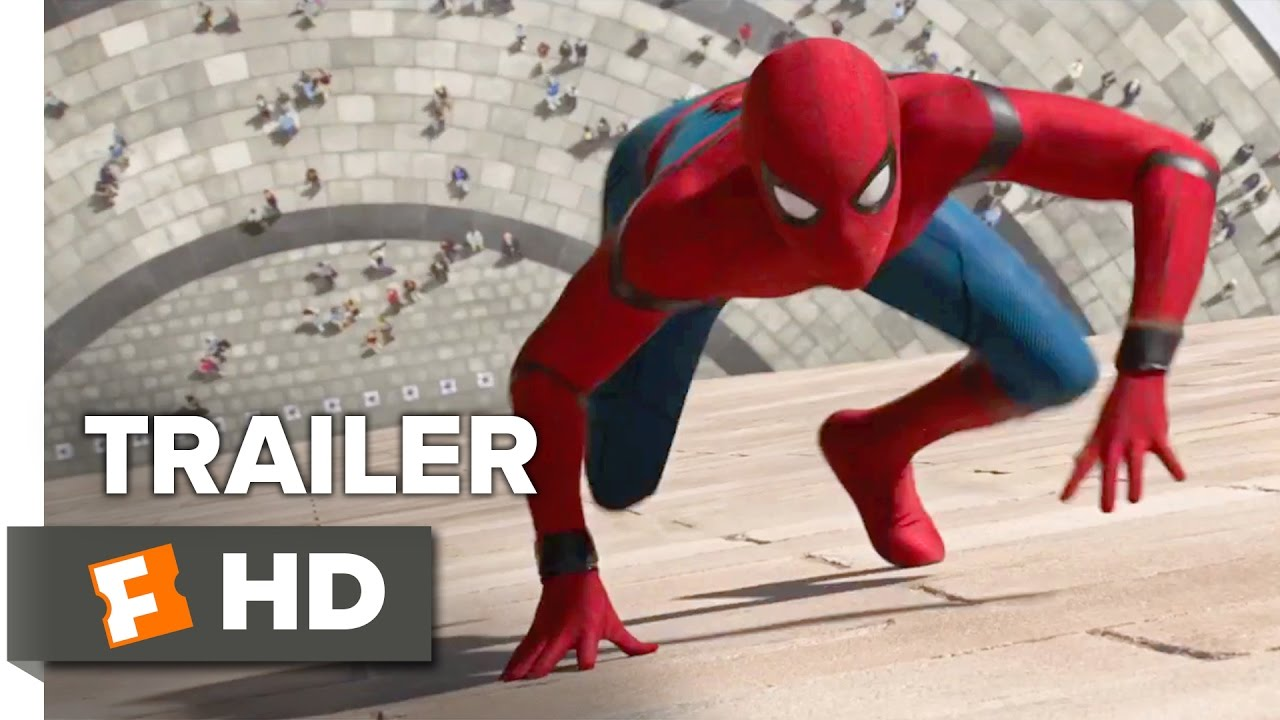 Mira el tráiler de Spider-Man: Homecoming [VIDEO]