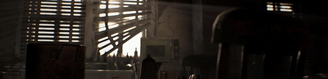 Resident Evil 7 teaser llegó a PC