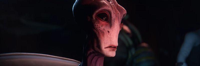 El villano de Mass Effect Andromeda se muestra en esta nueva cinemática [TRAILER]