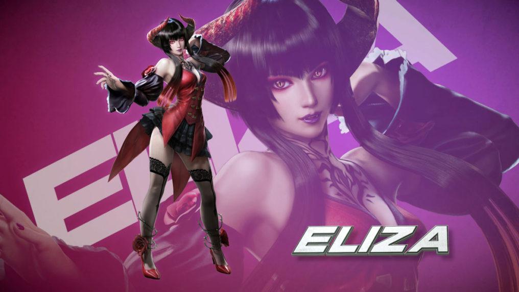 Eliza, el nuevo personaje de Tekken 7