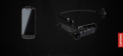 New Glass C200 de Lenovo, nuevas gafas inteligentes con realidad aumentada [#CES2017]