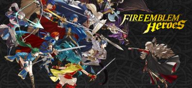 Nintendo anuncia Fire Emblem Heroes para Android [VIDEO]