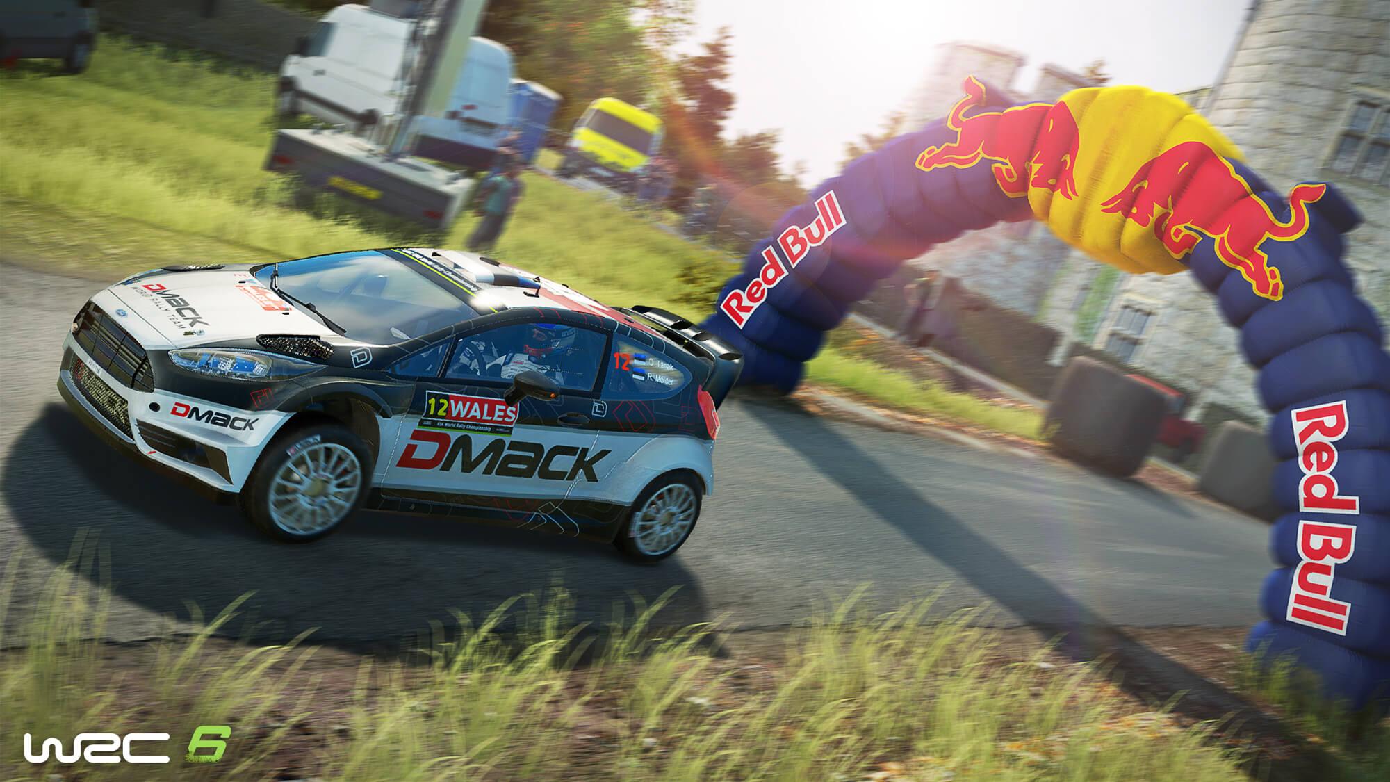 Bandai Namco Anuncia WRC6, nuevo juego multiplataforma de rally