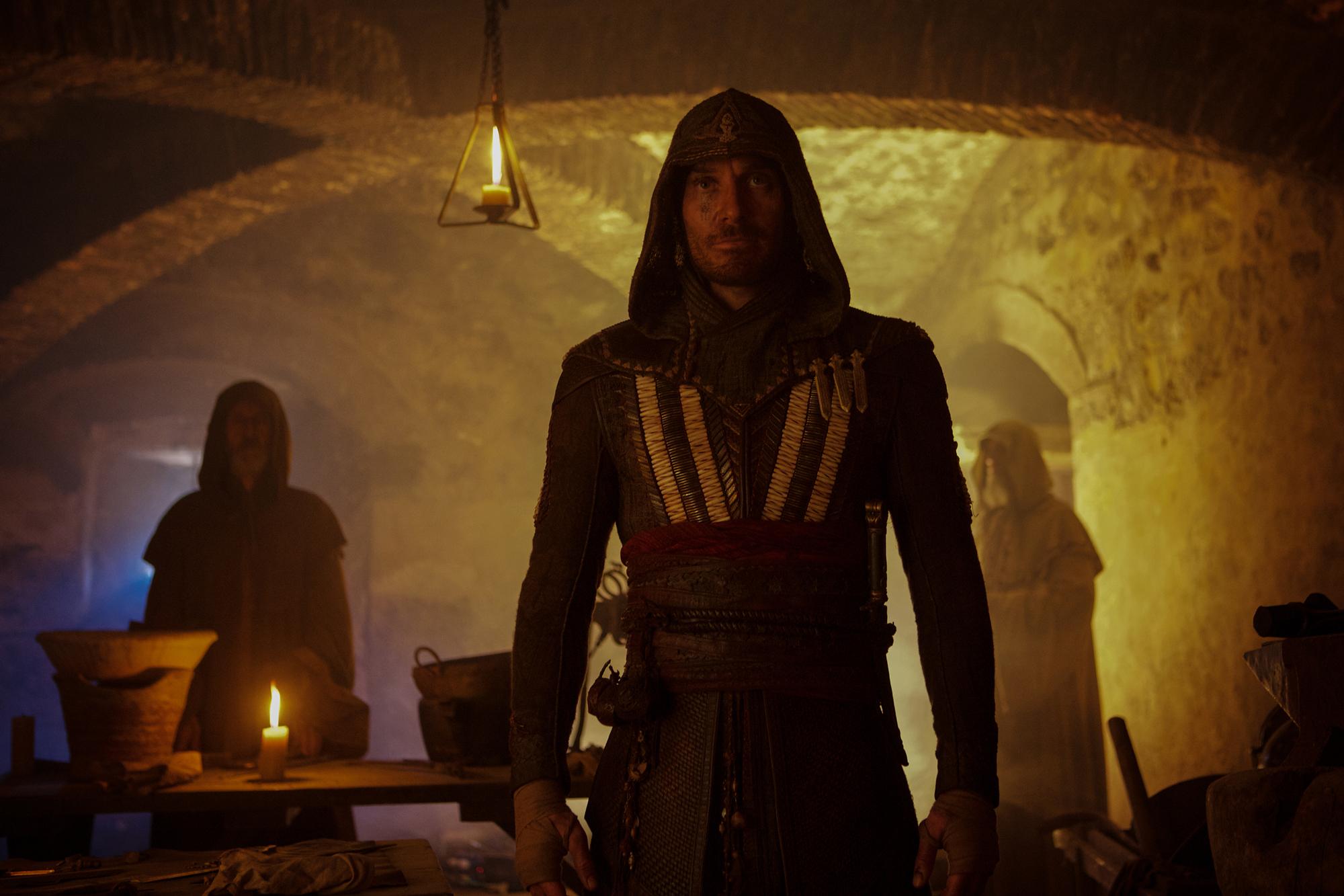 Assassin's Creed la película, el salto de fe de Ubisoft
