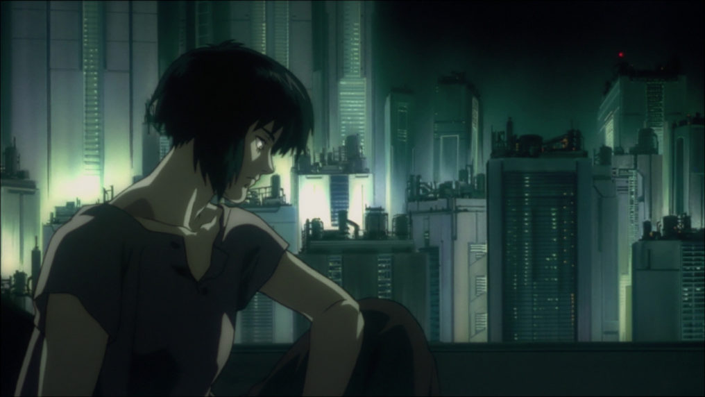 Ghost In The Shell original llega a las salas de Cinemark Chile