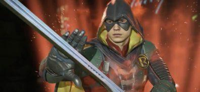 Así se ve Robin en el nuevo trailer de Injustice 2 [Gameplay]