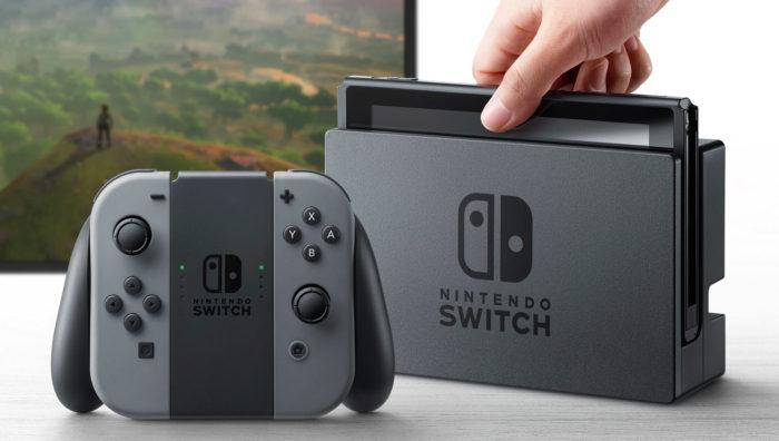 Sigue con nosotros la madrugadora Nintendo Switch Presentation