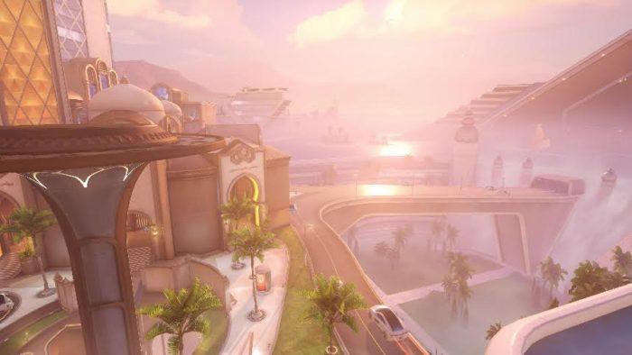 Nuevo Mapa de Overwatch: Oasis ya disponible